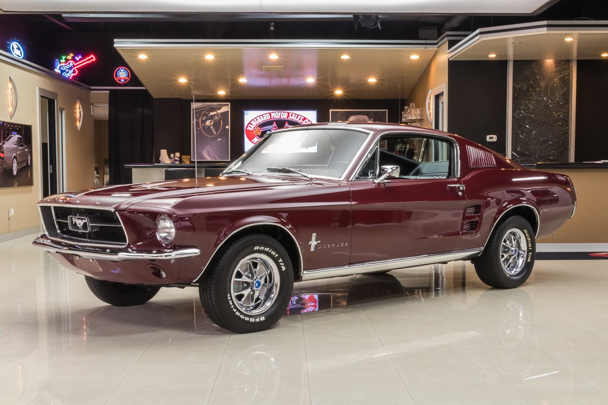 hight resolution of 1967 ford mustang fastback