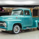 1956 Ford F100 Classic Cars For Sale Michigan Muscle Old Cars Vanguard Motor Sales