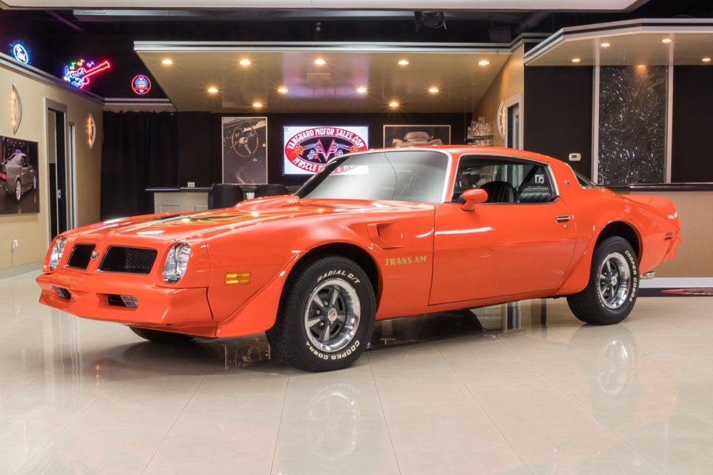 medium resolution of 1976 pontiac firebird trans am