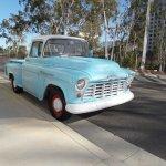 1956 Chevrolet 3100 Vintage Car Collector
