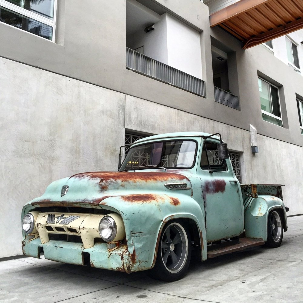 medium resolution of 1953 ford f100