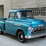 1957 Chevrolet 3100 Vintage Car Collector