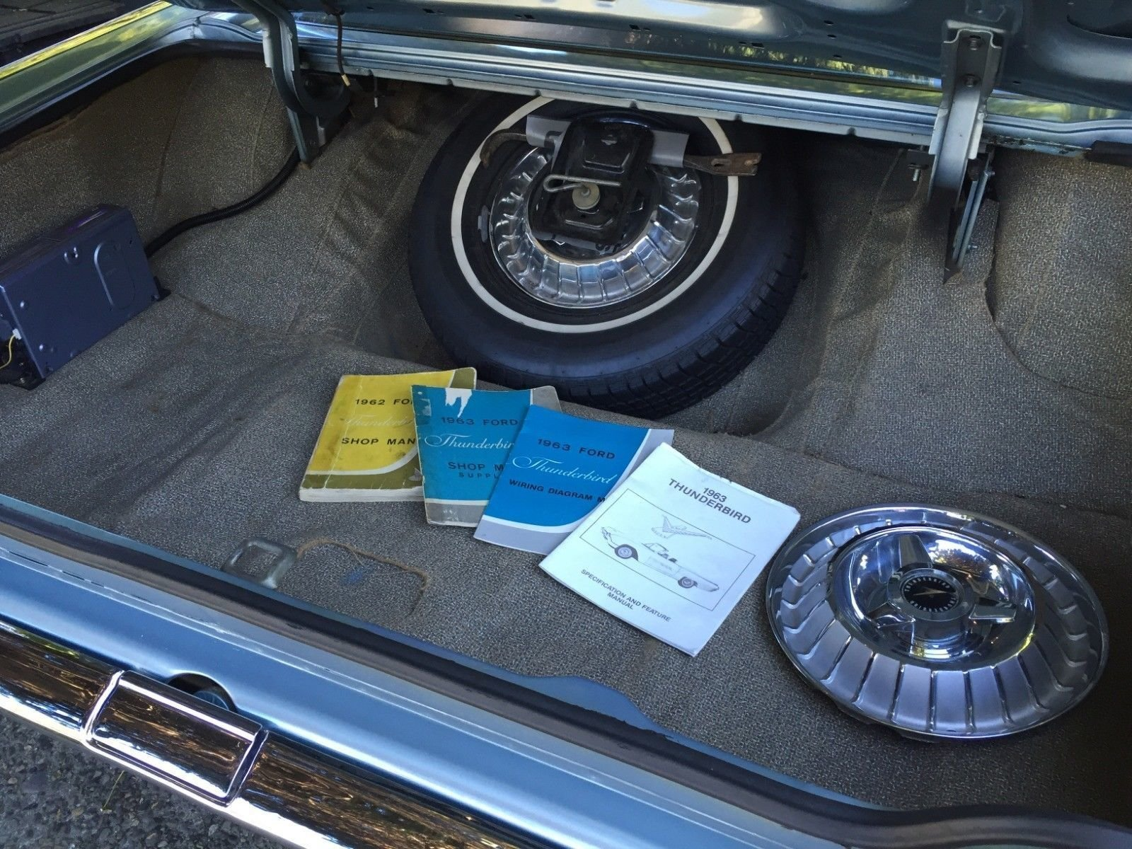 hight resolution of 1963 ford thunderbird vintage car collector 1963 ford van wiring diagram 1963 ford thunderbird wiring diagram