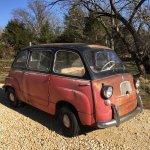 1961 Fiat 600 Vintage Car Collector