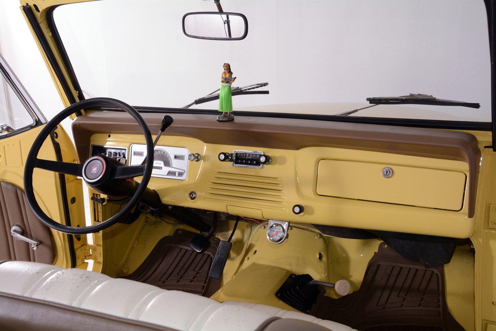 hight resolution of 1 1973 jeep commando