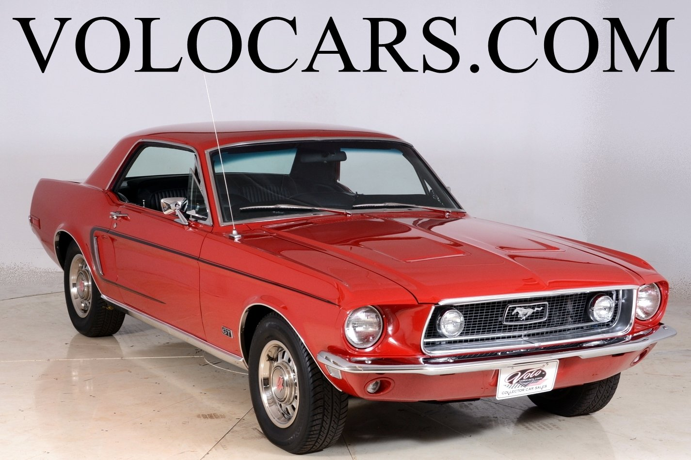 hight resolution of 1968 ford mustang
