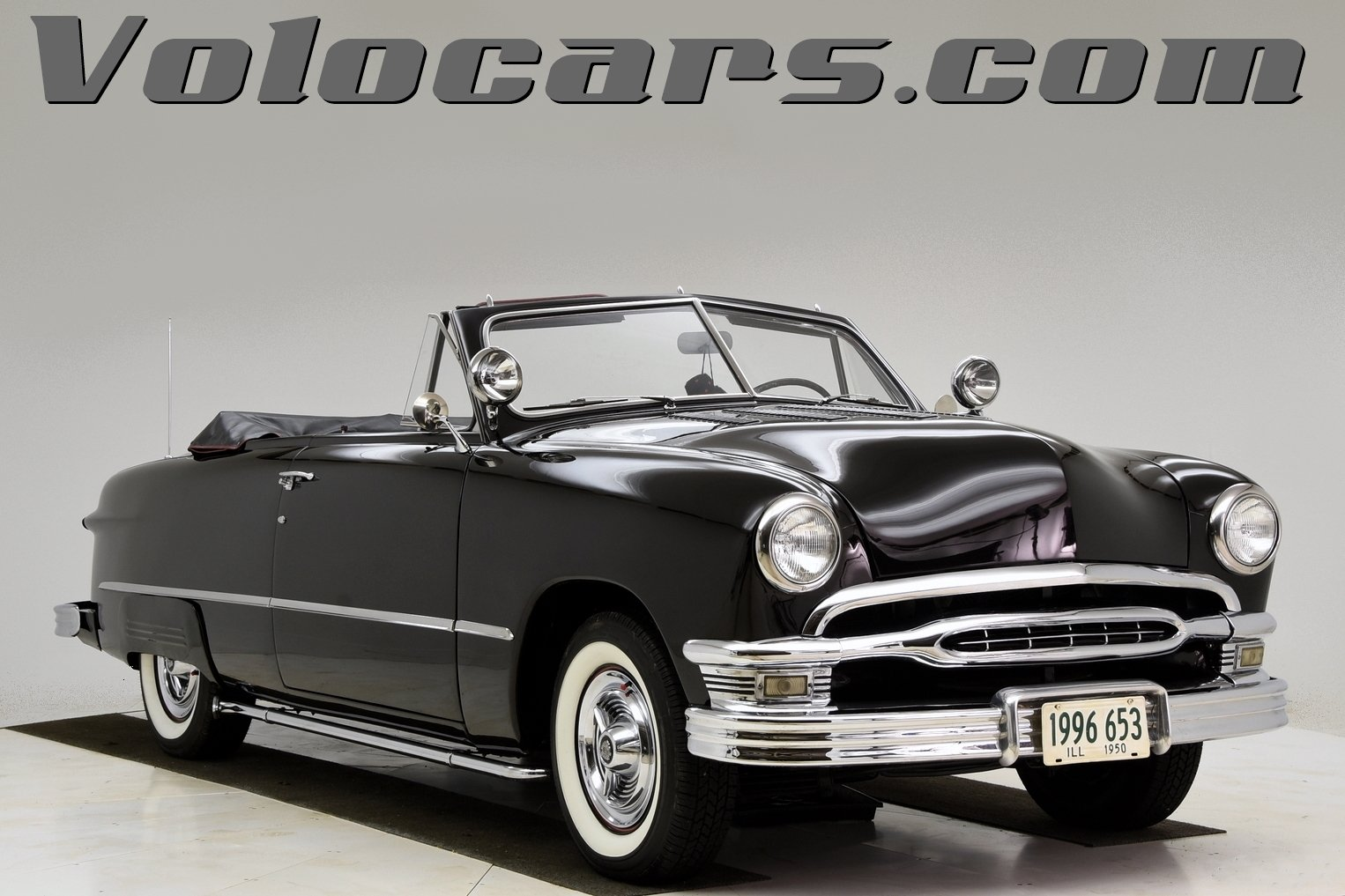 hight resolution of 1950 ford custom volo auto museum 1950 ford wiring diagram custom 1950 ford wiring harness complete