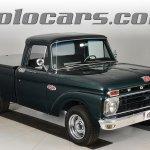1966 Ford F100 Volo Auto Museum