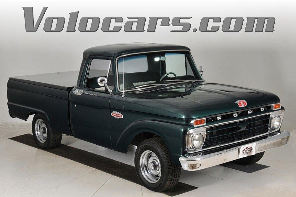 medium resolution of 1966 ford f100