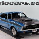 1970 Dodge Challenger Volo Auto Museum