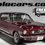 1966 Ford Mustang Volo Auto Museum