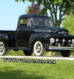 1951 ford f1 [ 1920 x 1440 Pixel ]