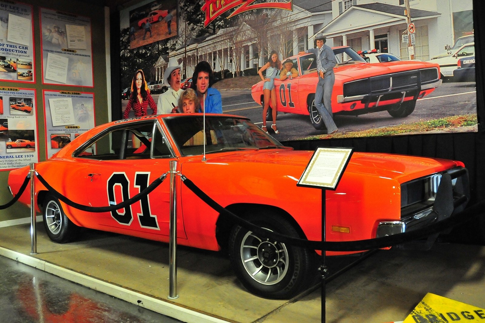 1969 dodge charger volo