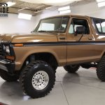 1979 Ford Bronco Worldwide Vintage Autos
