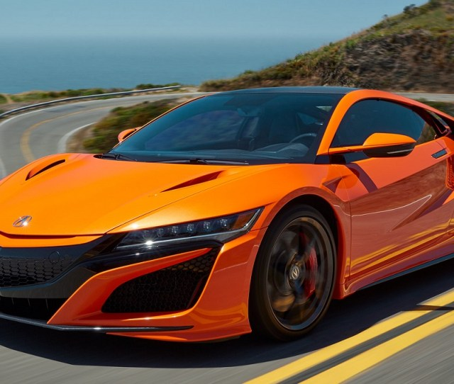 2019 Acura Nsx For Sale In Fremont Ca
