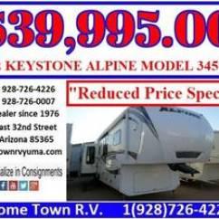 Keystone Rv Dealers In Yuma Az Split Ac Unit Wiring Diagram All Inventory Home Town 2012 Alpine 5th Wheel R V