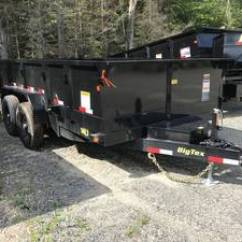 Dump Trailers For Sale Pertronix Ignitor Wiring Diagram Schenectady Ny Trailer Dealer 2019 Big Tex 14lx 14 Amsterdam New York