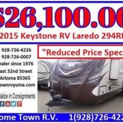 Keystone Rv Dealers In Yuma Az Pac Sni 35 Wiring Diagram Pre Owned Inventory Home Town 2015 Laredo 294rk R V