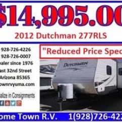 Keystone Rv Dealers In Yuma Az Portable Generator Transfer Switch Wiring Diagram Pre Owned Inventory Home Town 2012 Dutchman 277rls