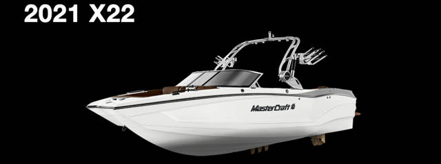 2021 Mastercraft X22 Skier S Marine