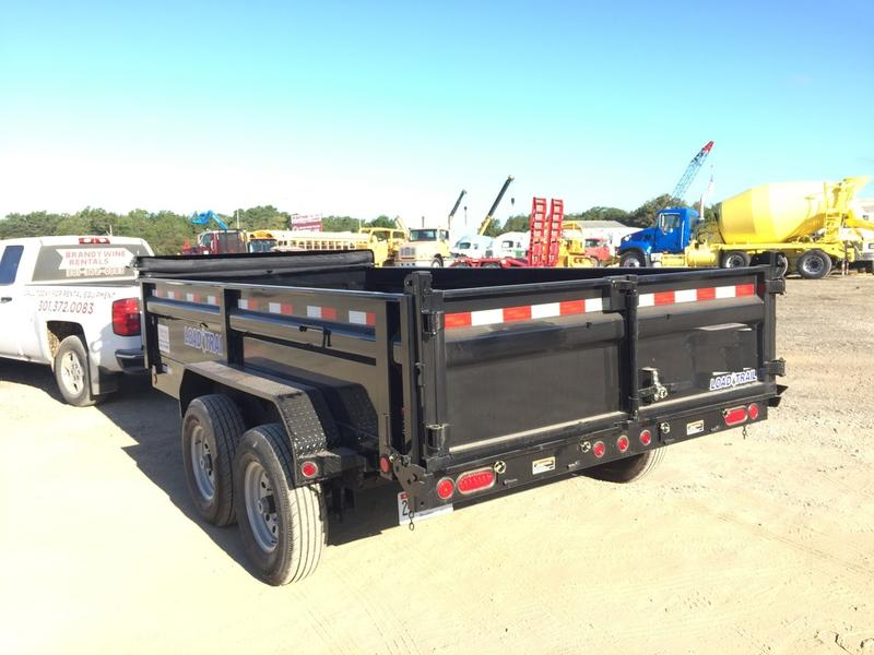 dump trailers for sale 1998 jeep wrangler horn wiring diagram load trail truck n trailer magazine 2018 dt14 553356
