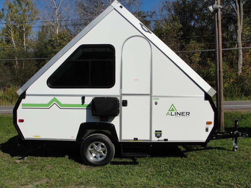 2020 Aliner Scout Oliver S Campers Inc