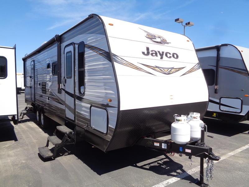 Jayco Jayflight Bunk House Travel Trailer 28 Sleeps 10 Jayco Wiring