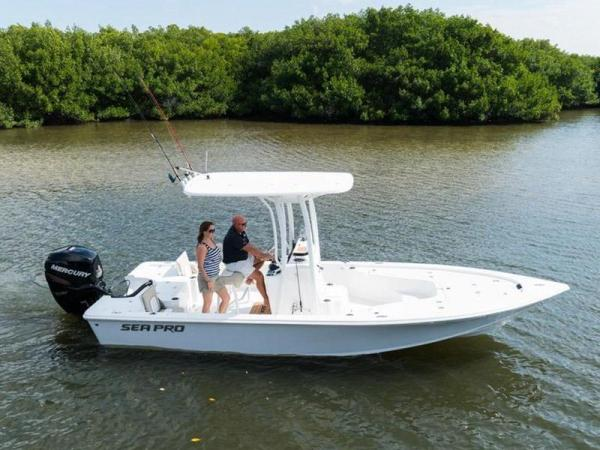 PreOwned and Used Sea Pro Boats For Sale in Country Club