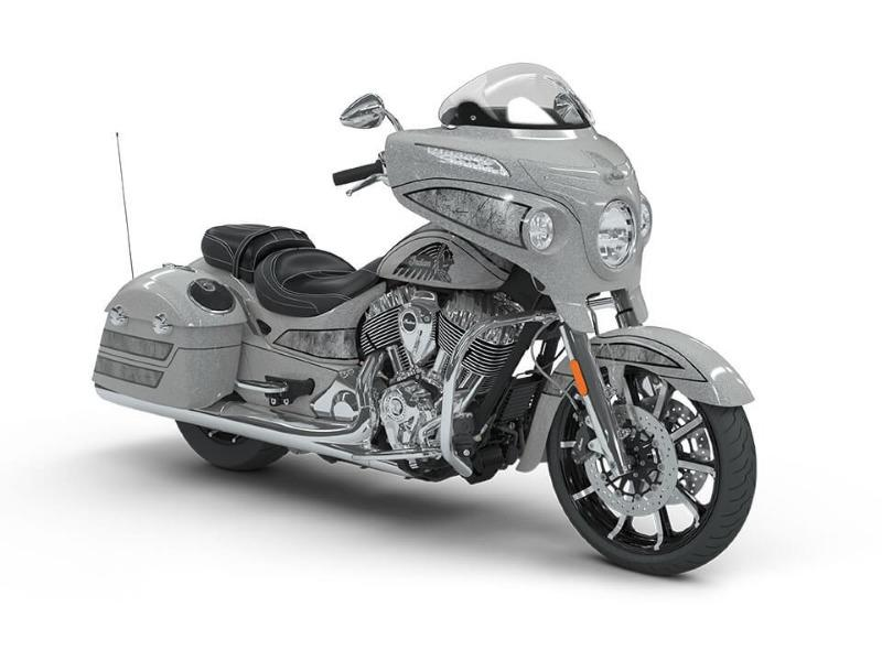 2018 indian motorcycle chieftain