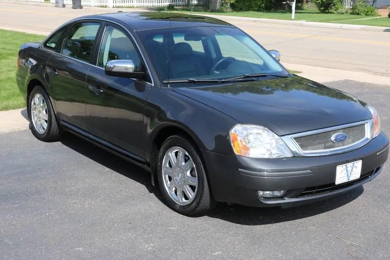 medium resolution of 2007 ford 500 limited