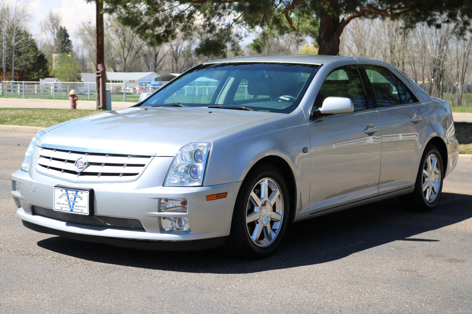 hight resolution of 2005 cadillac sts back to vehicle