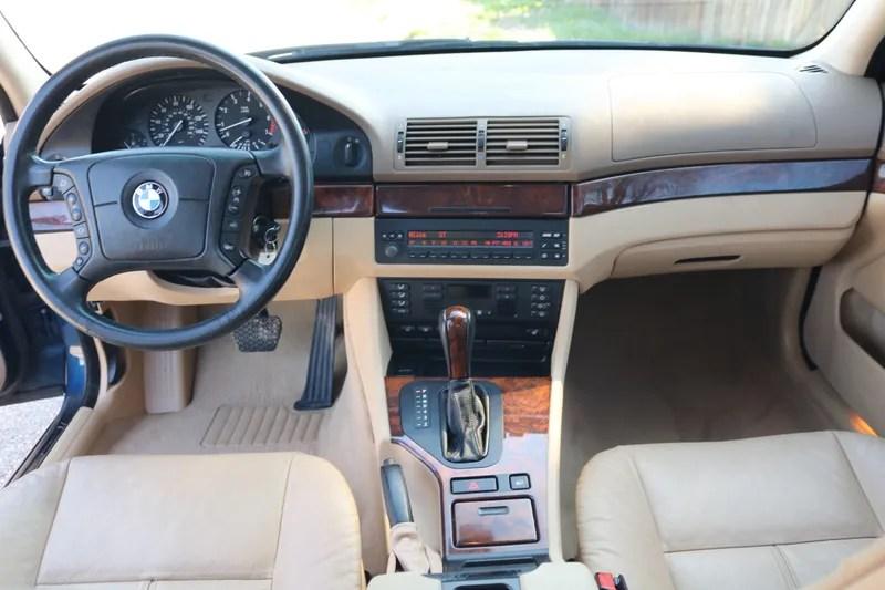 small resolution of 2000 bmw 540i interior