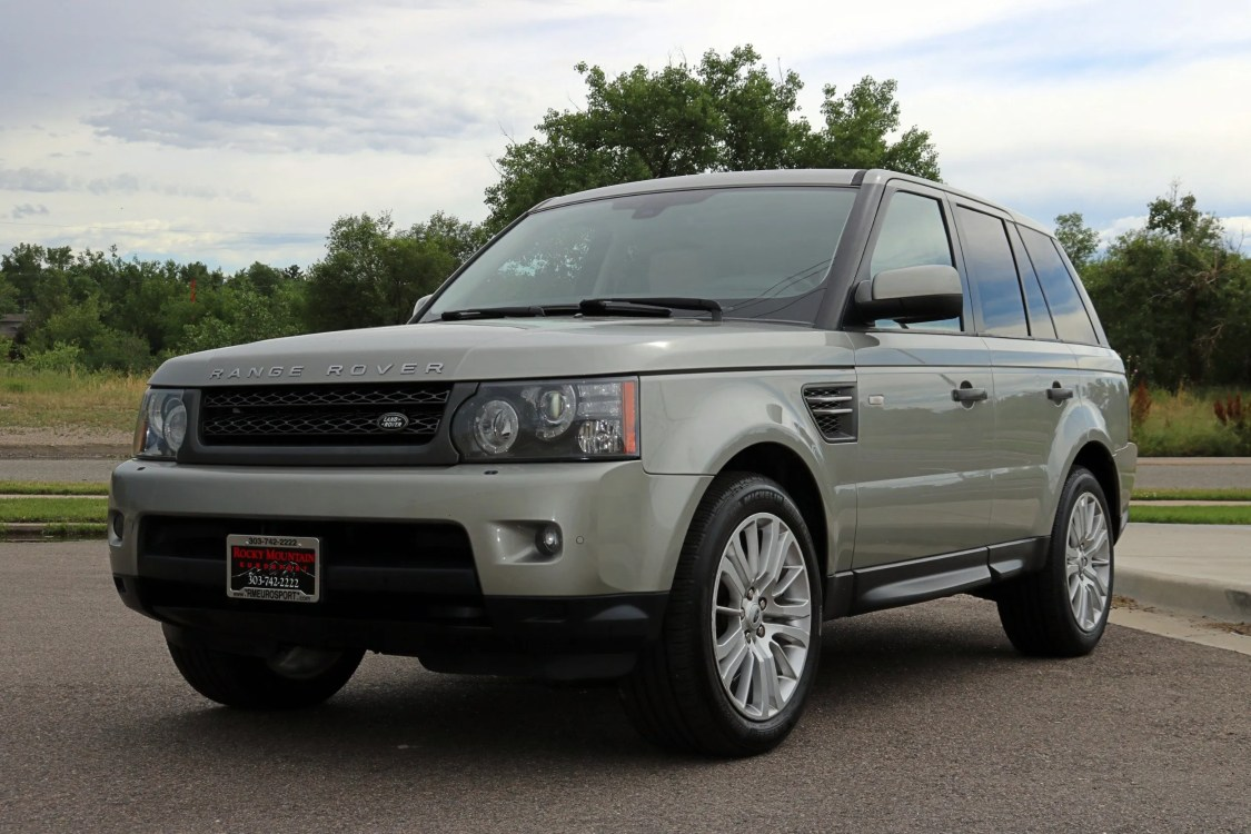 hight resolution of 2010 land rover range rover sport hse
