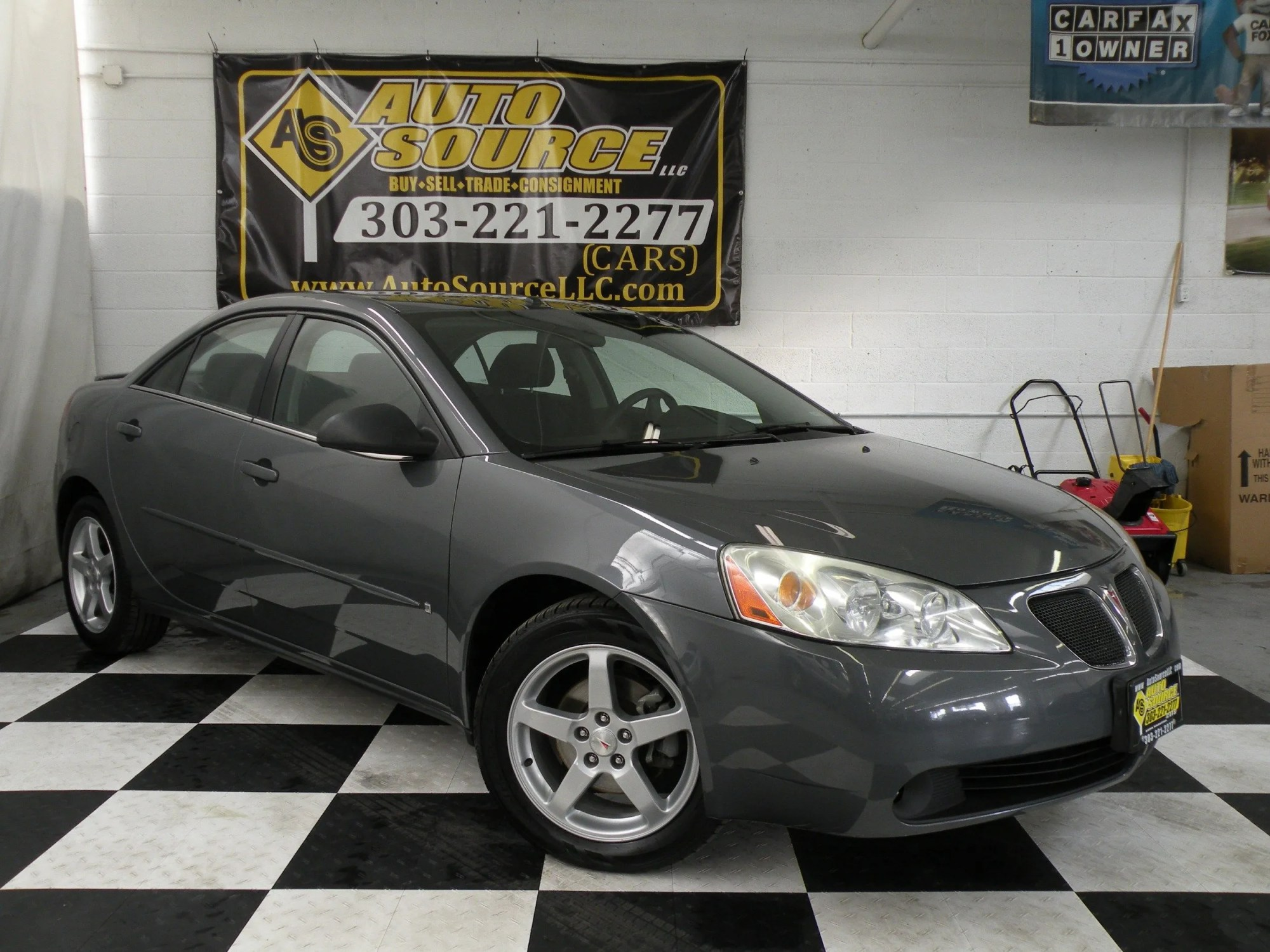 2007 pontiac g6 ultra clean 1 owner car with warranty included  [ 2000 x 1500 Pixel ]