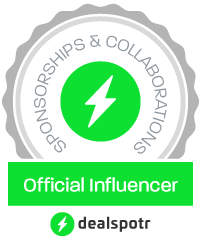 @mrshsfavthings - influencer profile on Dealspotr