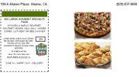 """15% Off Round Table Pizza Promo Code: """"15ONLINE"""" - Get 15% ..."""