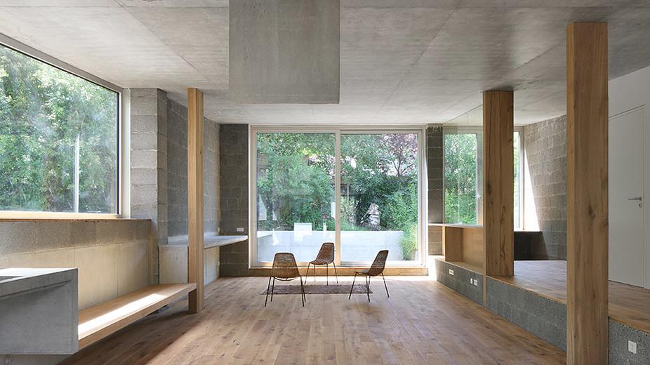 Innerer Monolith Nachverdichtung in Aachen  DEAR Wohnen