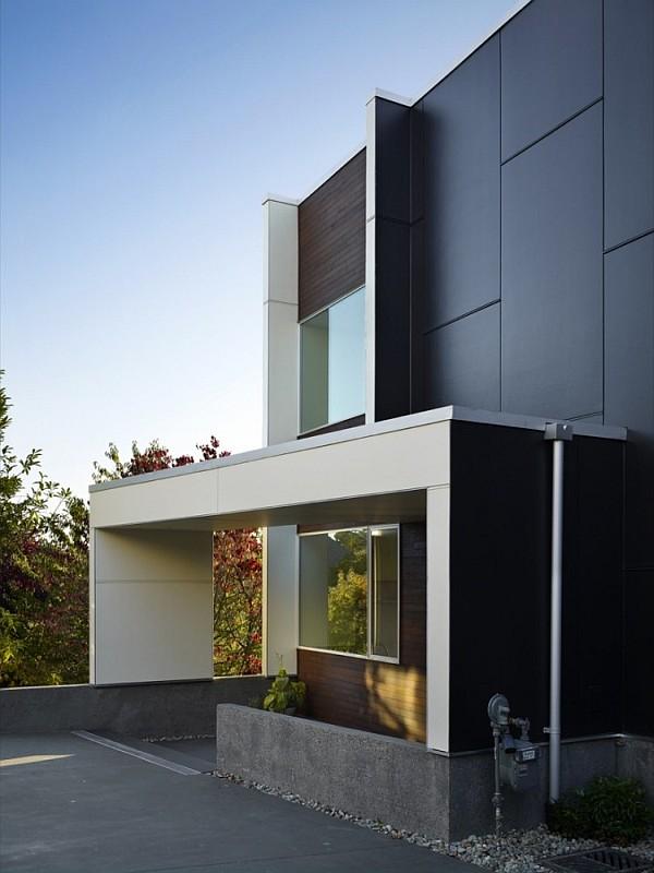 Desain Rumah Modern Beserta Denahnya