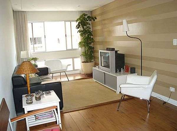 Small Interior Design Simple Apartment