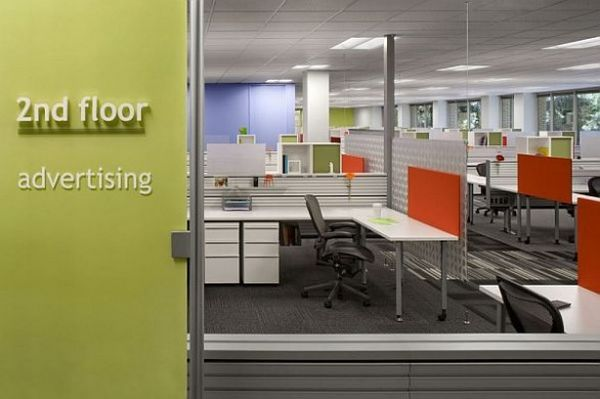 fun office design ideas Fun and Colorful Office Ideas for Your Space