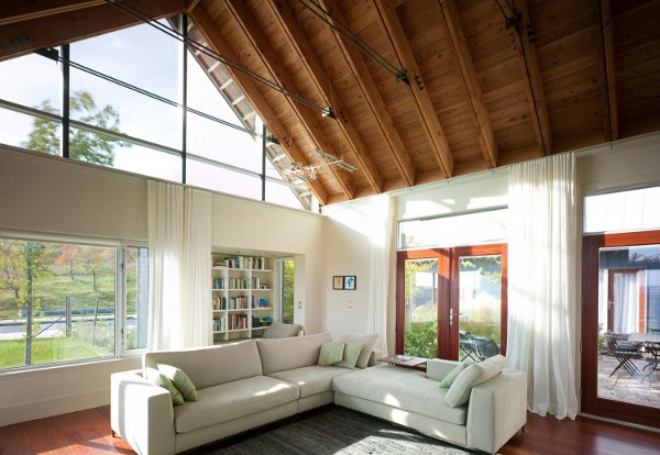 Green Blais Residence Can Be Your Home Away From Home