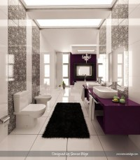 Luxurious and Colorful Bathrooms You Would Want to Own