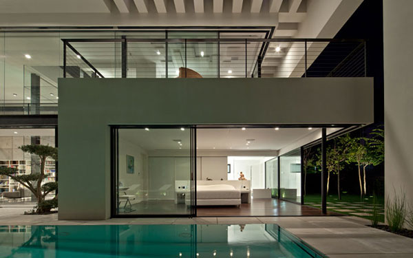 Pre Nazi Architecture Meets Contemporary Details Bauhaus Residence