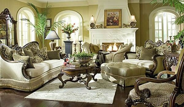 traditional living rooms room accent rugs usher in old world charm with furniture liked