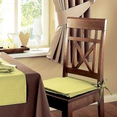Chair Pads Kitchen Floor Tile Ideas Seat For Chairs What And How To Choose View In Gallery