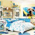 Blue inspired girls room bohemian teenage girls rooms bloom beadboard