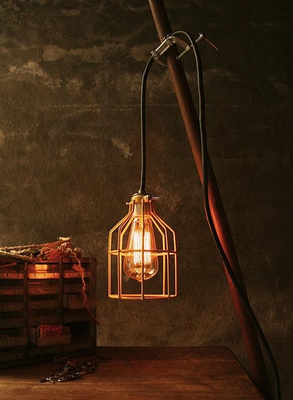 Handmade Luke Lamps Take You Back to the Vintage Era