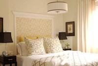 Scenery Wallpaper: Wallpaper Headboard Ideas