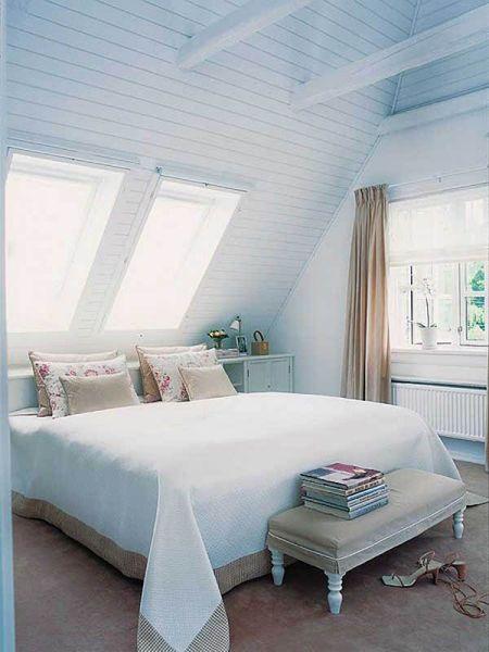 decorating attic bedrooms 32 Attic Bedroom Design Ideas