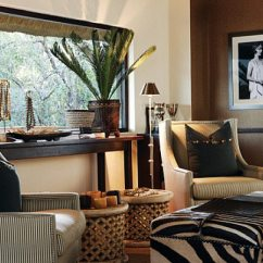 Safari Decorations For Living Room Carpets Decorating With A Theme 16 Wild Ideas